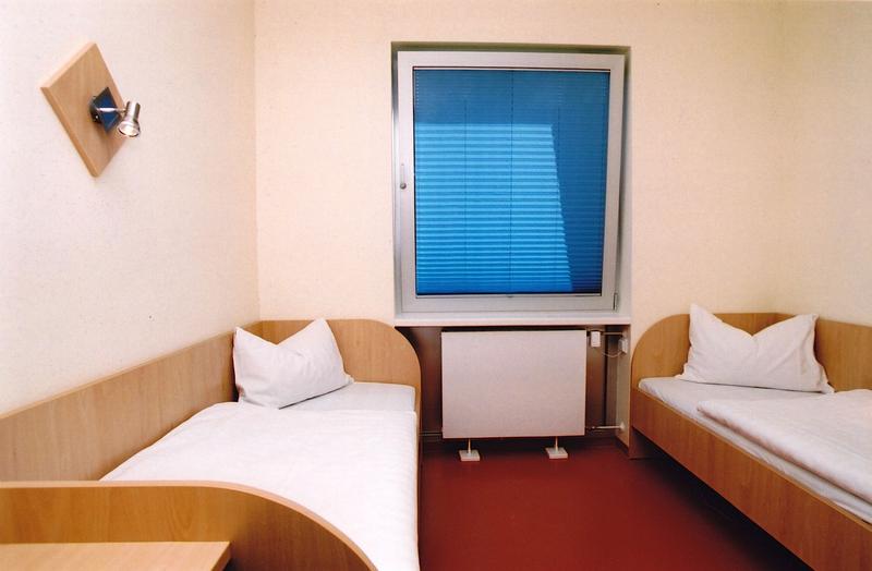 Sprachaufenthalt Deutschland, Berlin - GLS Berlin Westend - Accommodation - Residenz - Schlafzimmer