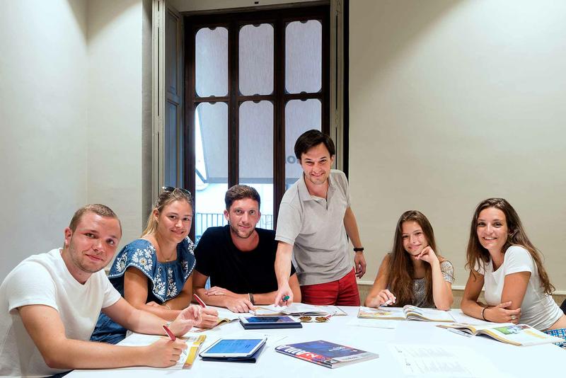 Sprachaufenthalt Spanien, Valencia - Españolé International House Valencia - Lektionen