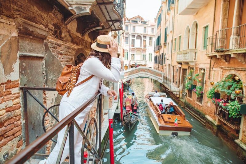 Sprachaufenthalt Italien, Venedig