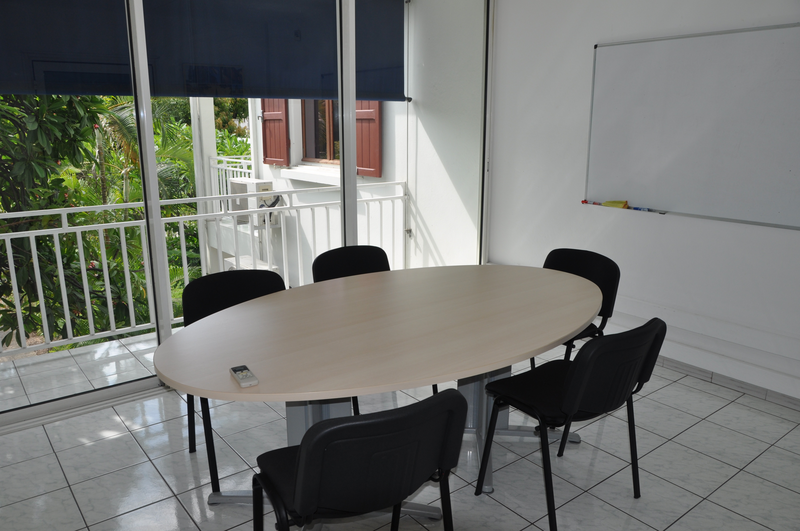 Sprachaufenthalt La Réunion, Saint-Paul - DP Langues - Klassenzimmer