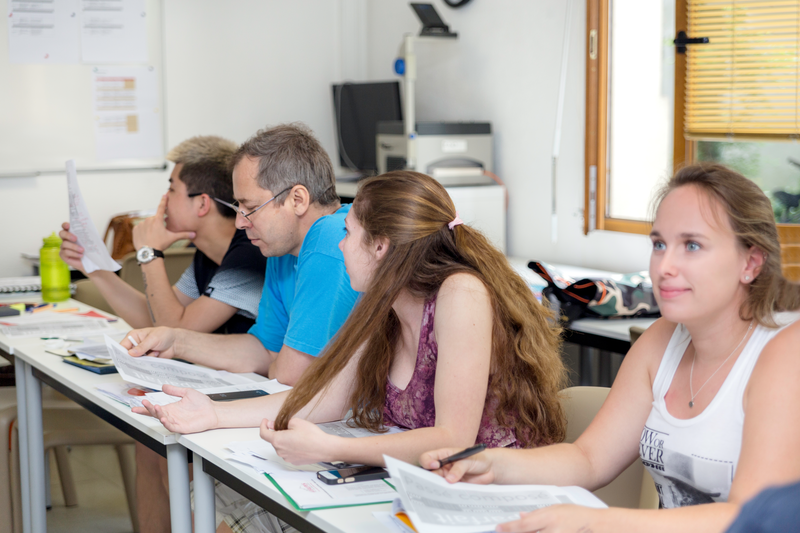 Séjour linguistique France, Annecy - IF Alpes Annecy - Leçons