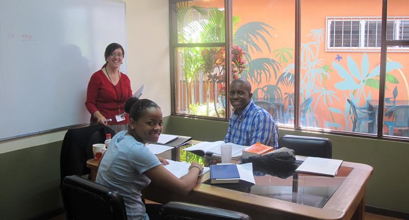 Séjour linguistique Costa Rica - San José - Costa Rican Language Academy - Leçon