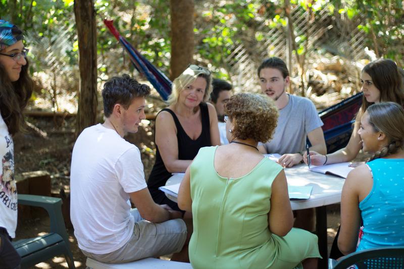 Séjour linguistique Costarica, Playa Tamarindo - WAYRA Instituto Playa Tamarindo - Studenten