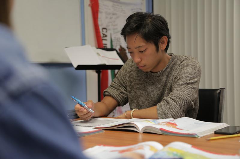 Séjour linguistique USA, Santa Monica - CEL Santa Monica - Leçon