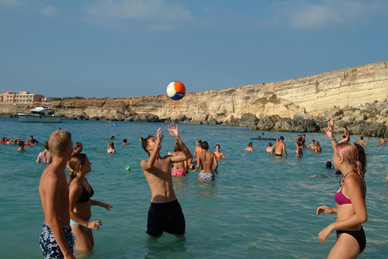 Séjour linguistique Malta, St Julians - European School of English Malta - Temps libre