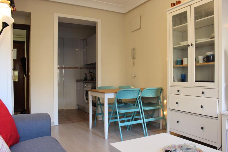 Sprachaufenthalt Spanien, San Sebastian - La Cunza - Accommodation - Shared Apartment - Küche