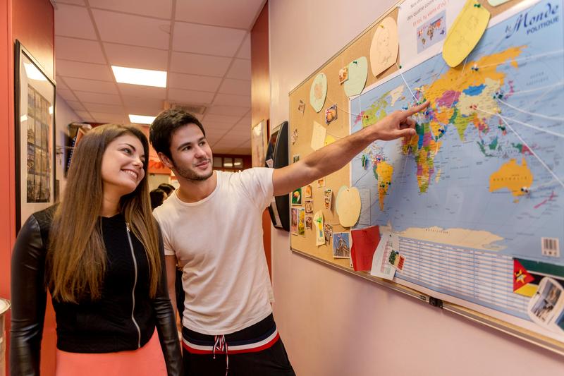 Sprachaufenthalt Frankreich, Rouen - French in Normandy - Studenten