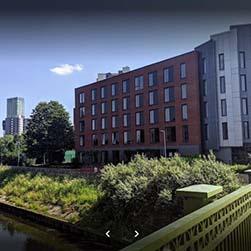Séjour linguistique Angleterre - Manchester - EC Manchester - Logement - Riverside House Residence - Bâtiment