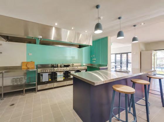 Sprachaufenthalt Australien, Perth - Lexis Perth - Accommodation - The Tide - Küche