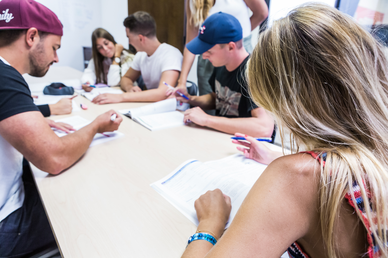 Sprachaufenthalt USA, San Diego - CEL Pacific Beach - Lektionen