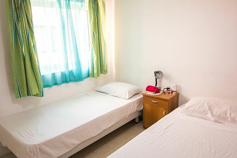 Sprachaufenthalt Malta, St. Julians - EC - Accommodation - Shared Apartment - Schlafzimmer