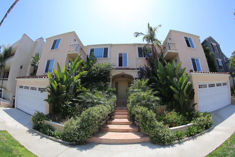 Sprachaufenthalt USA, Santa Monica - CEL Santa Monica - Accommodation - Shared Apartment Standard - Apartment