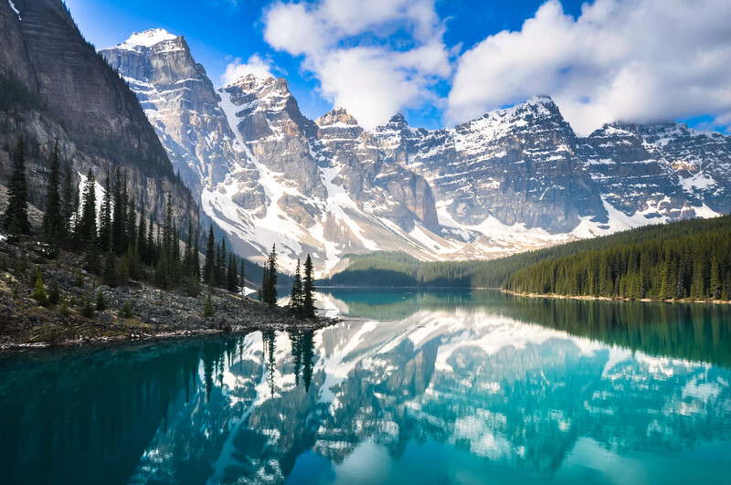 Sprachaufenthalt Kanada, Calgary - Rocky Mountains