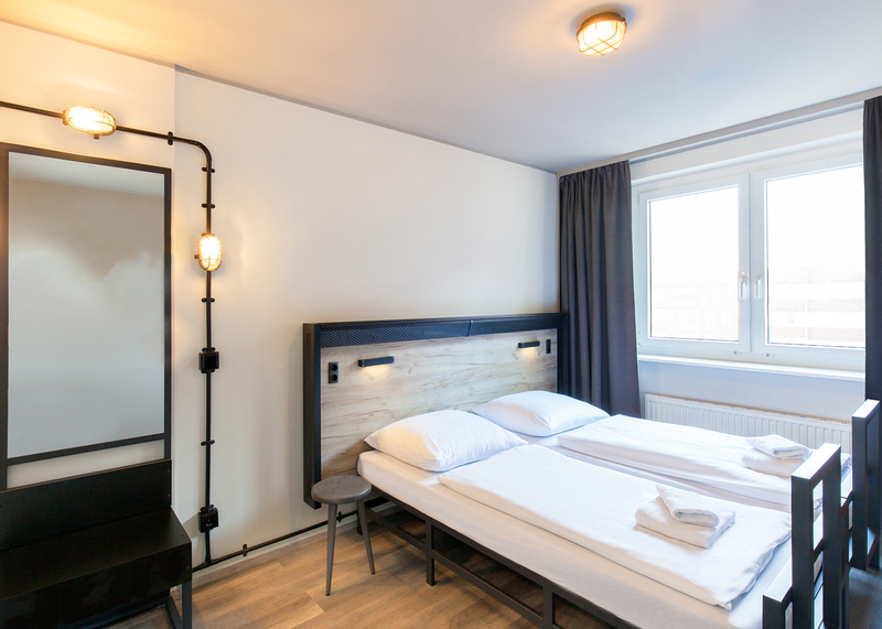 Sprachaufenthalt Deutschland, Berlin - DID Deutsch Institut Berlin - Accommodation - Hotel - Zimmer