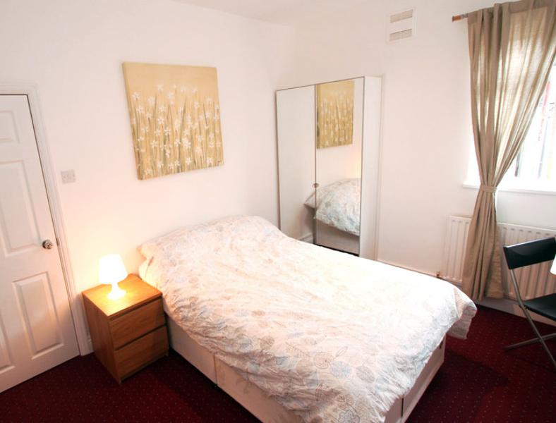 Sprachaufenthalt England, London - Stafford House London - Accommodation - Houseshare Apartment - Schlafzimmer