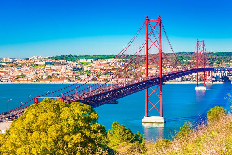 Séjour linguistique Portugal, Lisbonne - Brute pendue