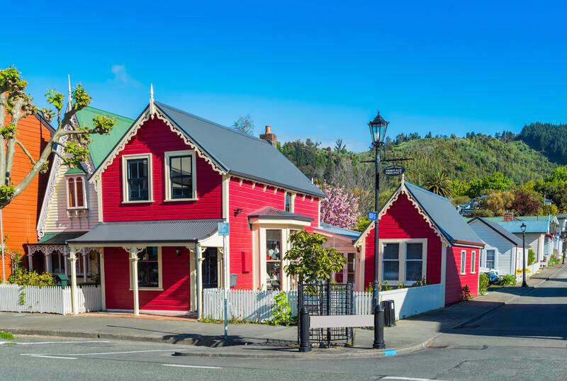 Séjour linguistique Nouvelle Zélande, Nelson - Historic South Street