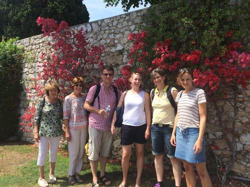 Sprachaufenthalt Frankreich, Nizza - Idiom Nizza - Studenten
