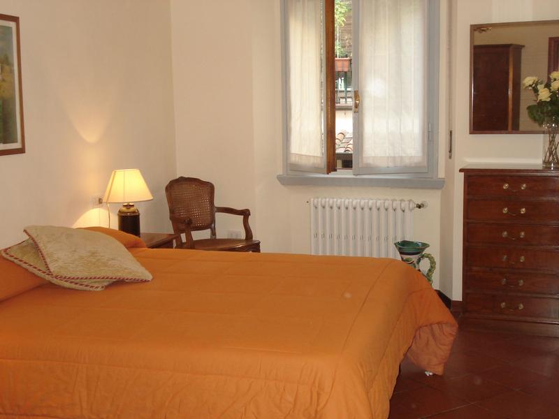 Sprachaufenthalt Italien, Florenz - Scuola Leonardo da Vinci Firenze - Accommodation - Apartment - Schlafzimmer