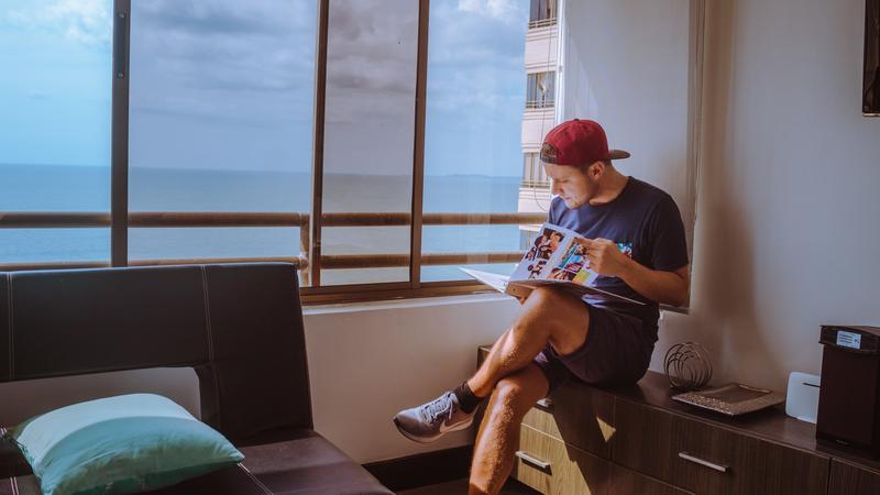 Sprachaufenthalt Kolumbien, Cartagena - Centro Catalina Cartagena - Accommodation - Apartment - Schlafzimmer