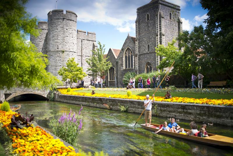 Sprachaufenthalt England, Canterbury - Stafford House Canterbury - Freizeit