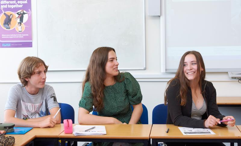 Sprachaufenthalt England, Bournemouth - St Giles Bournemouth - Lektionen