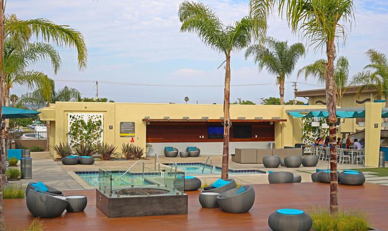 Sprachaufenthalt USA, San Diego - CEL Pacific Beach - Accommodation - Shared Apartment Superior - Anlage