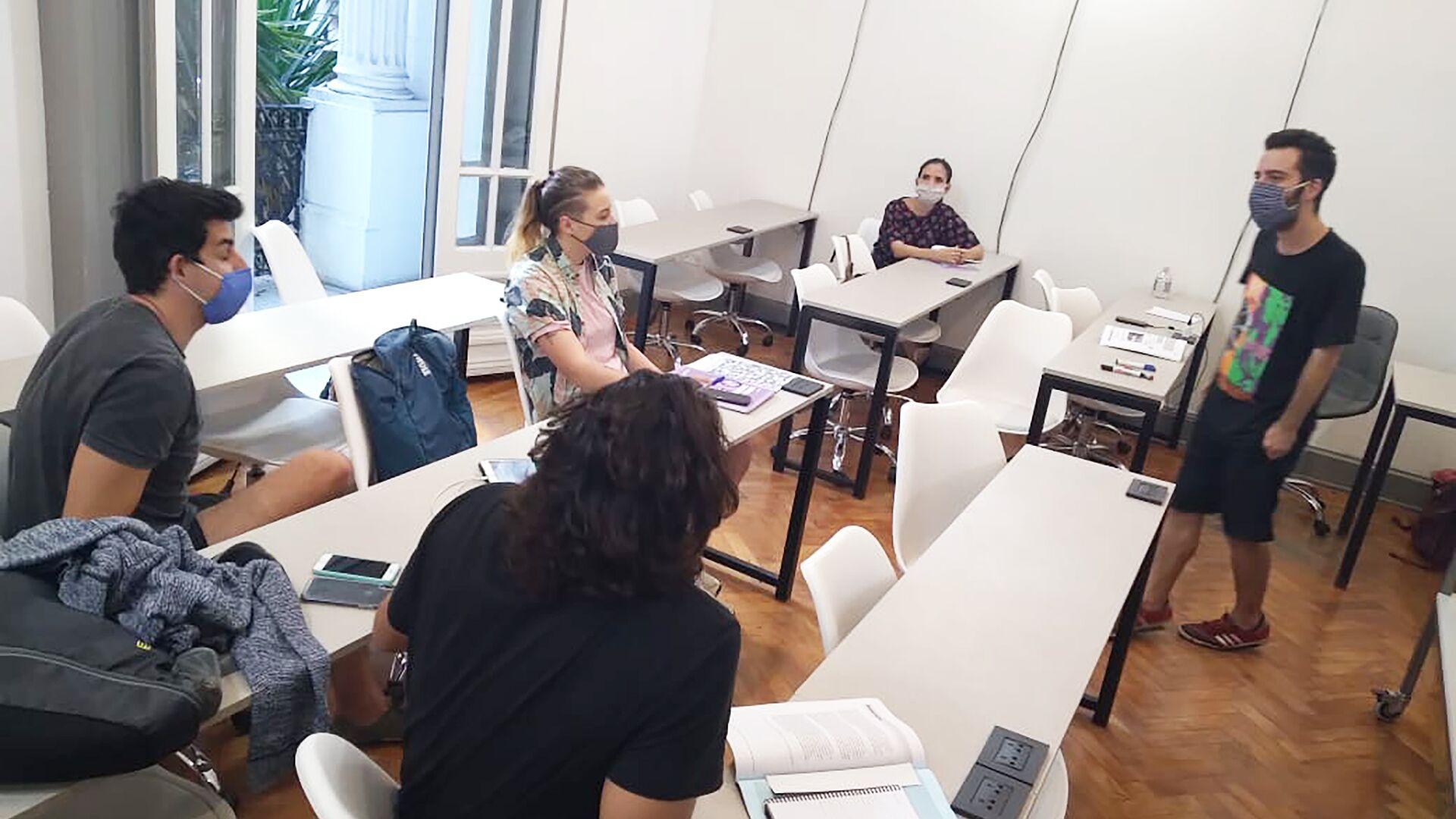 Séjour linguistique Argentine, Buenos Aires - Expanish Buenos Aires - École