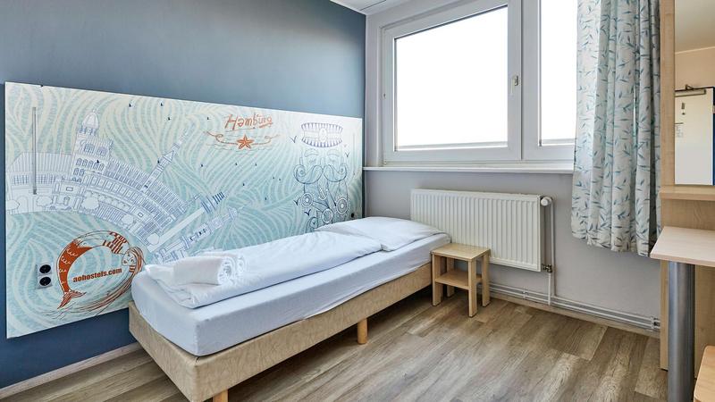 Sprachaufenthalt Deutschland, Hamburg - DID Hamburg - Accommodation - Jugendhotel - Zimmer