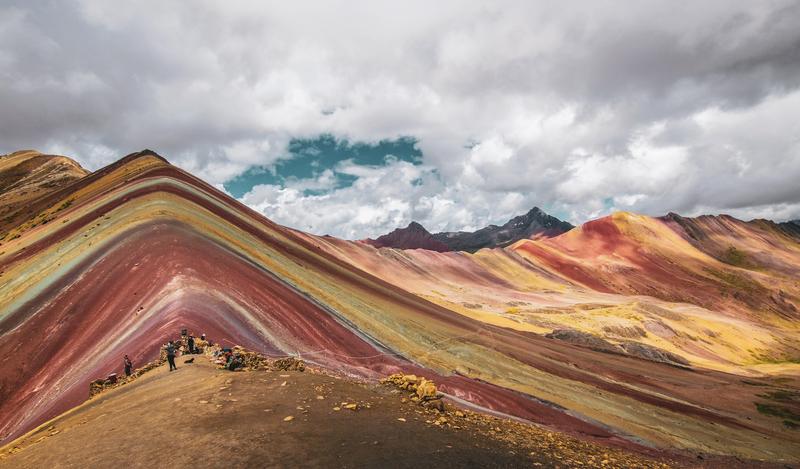 Séjour linguistique Pérou, Rainbow Mountain