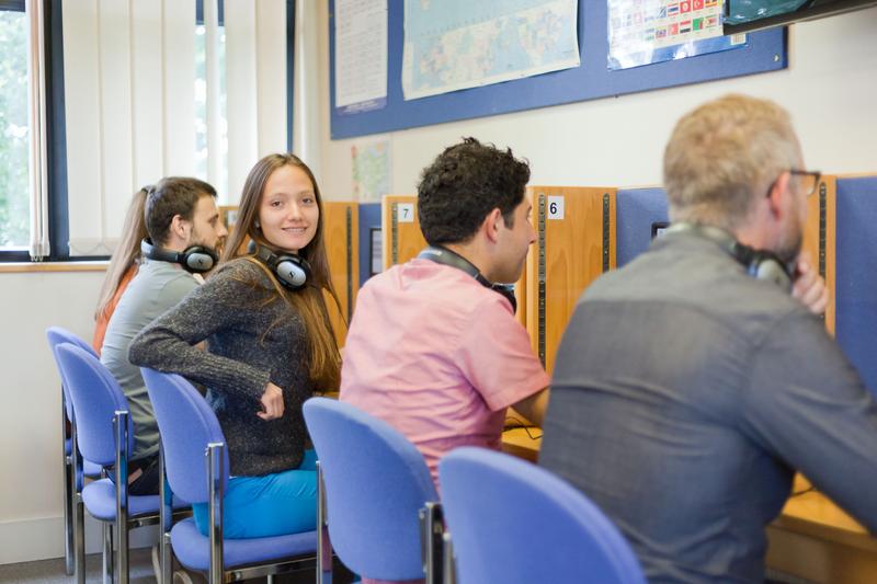 Sprachaufenthalt England, Broadstairs - Hilderstone College - Studenten