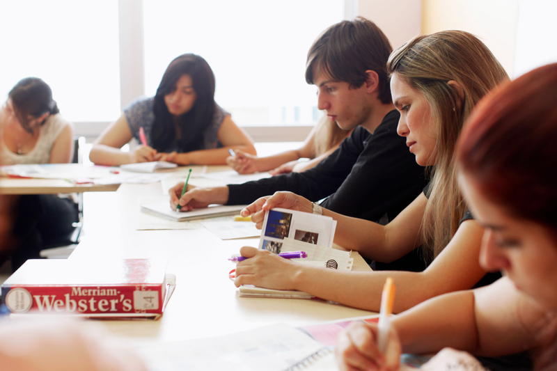 Sprachaufenthalt Kanada, Montreal - EC Montreal - Studenten
