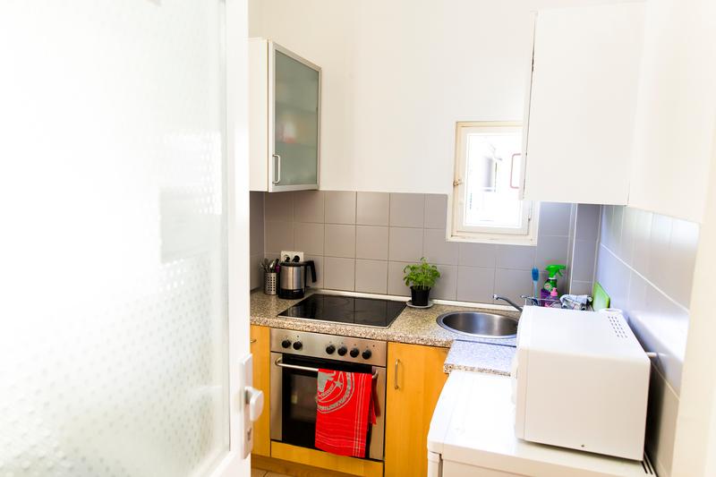 Sprachaufenthalt Deutschland, Freiburg - Alpadia Freiburg - Accommodation - Apartment Erwinstrasse - Küche