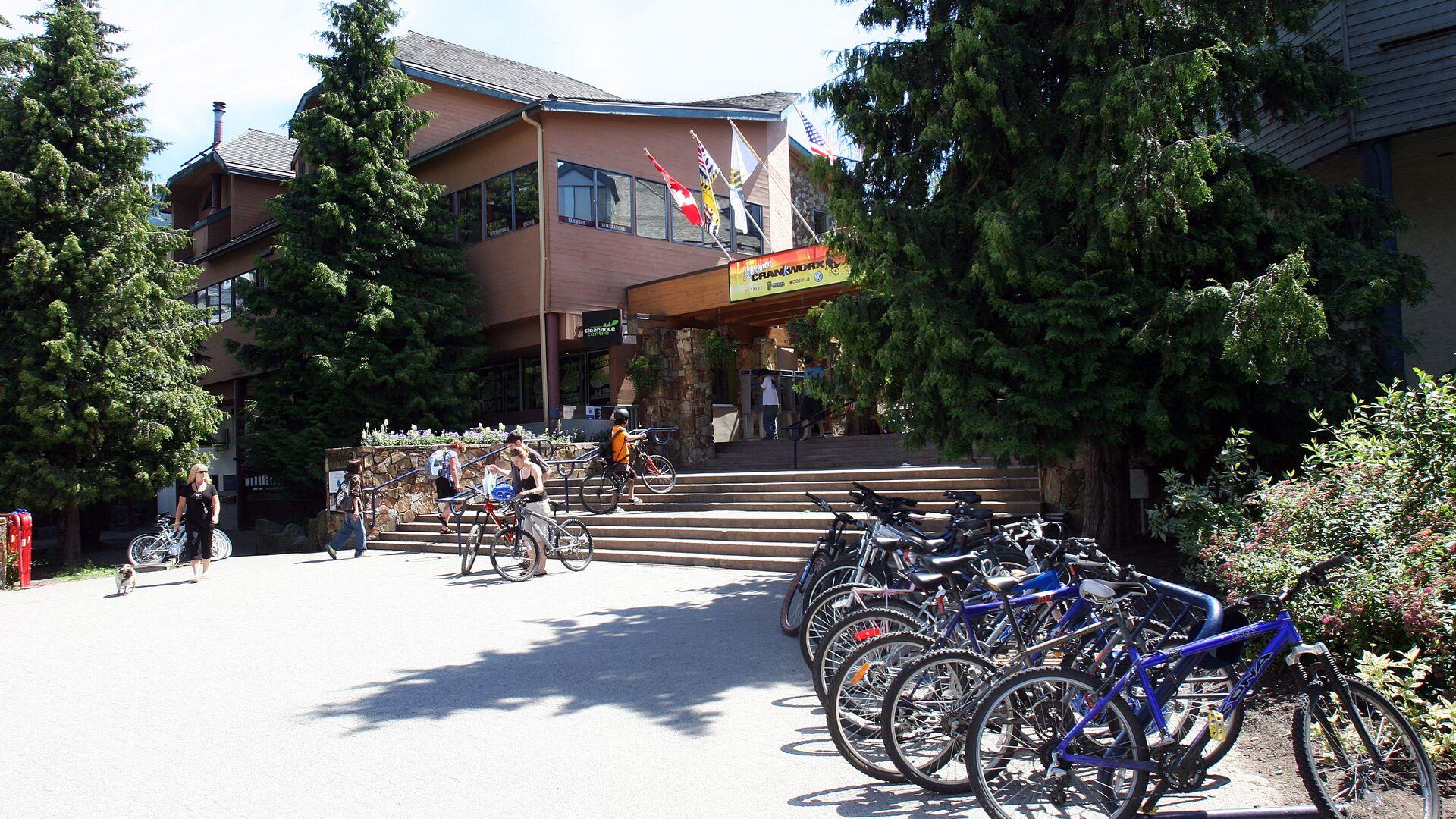 Sprachaufenthalt Kanada, Whistler - Tamwood International College Whistler - Schule