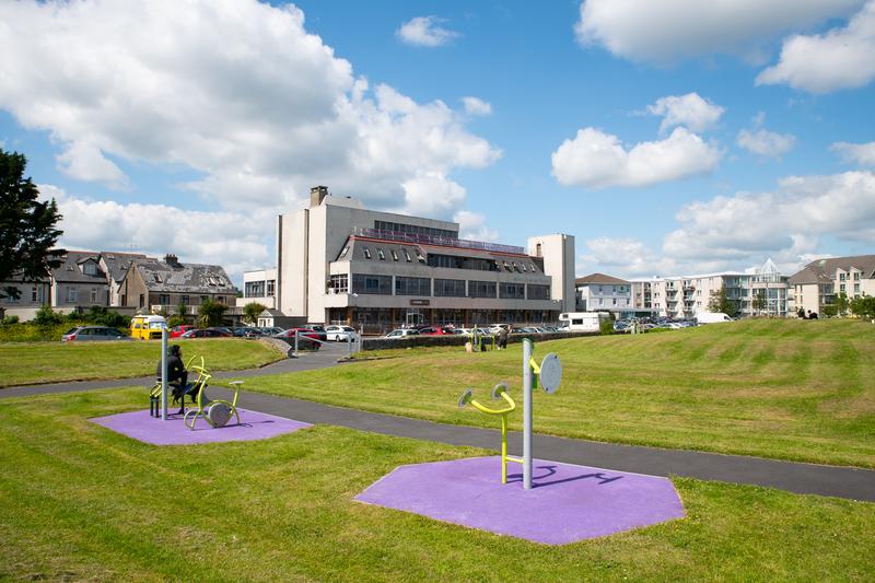 Sprachaufenthalt Irland, Galway - Cultural Institute Galway - Park