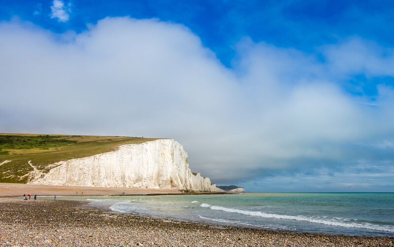 Sprachaufenthalt England, Brighton - Seven Sisters