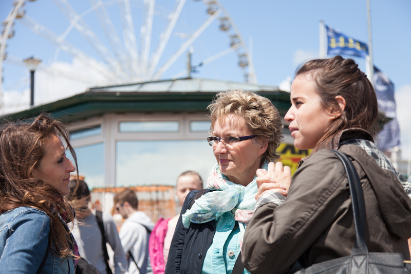 Sprachaufenthalt England, Torquay - Torquay International School - Studenten