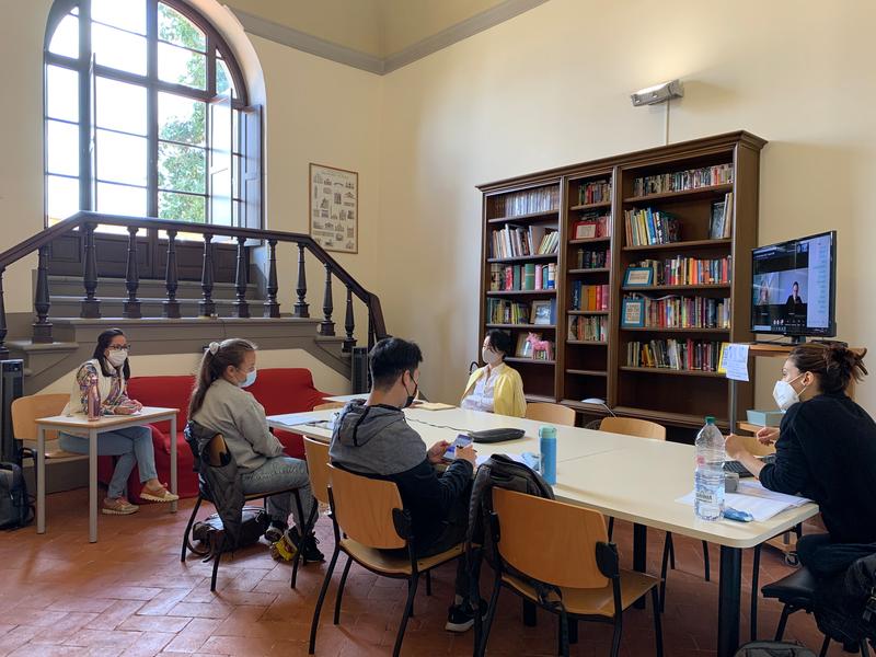 Séjour linguistique Italie, Florence - Scuola ABC Firenze - Leçons