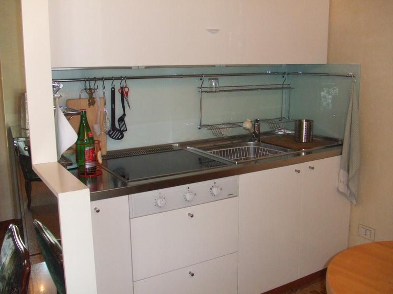 Sprachaufenthalt Italien, Verona - IDEA Verona - Accommodation - Apartment - Küche