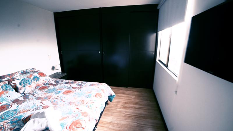 Sprachaufenthalt Kolumbien, Medellin - Centro Catalina Medellin - Accommodation - Residenz - Schlafzimmer