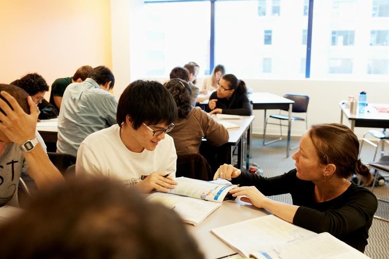 Séjour linguistique Canada, Vancouver – EC Vancouver - Leçon
