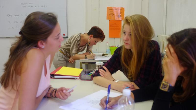 Sprachaufenthalt Italien - Venedig - Istituto Venezia - Lektionen