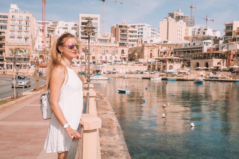 Séjour linguistique Malte, St Julians