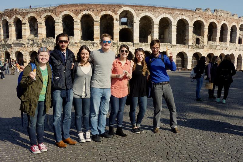Sprachaufenthalt Italien, Verona - Idea Verona - Ausflug