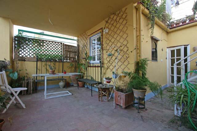 Sprachaufenthalt-Spanien, Cádiz - CLIC Cádiz - Accommodation - Apartment - Terrasse