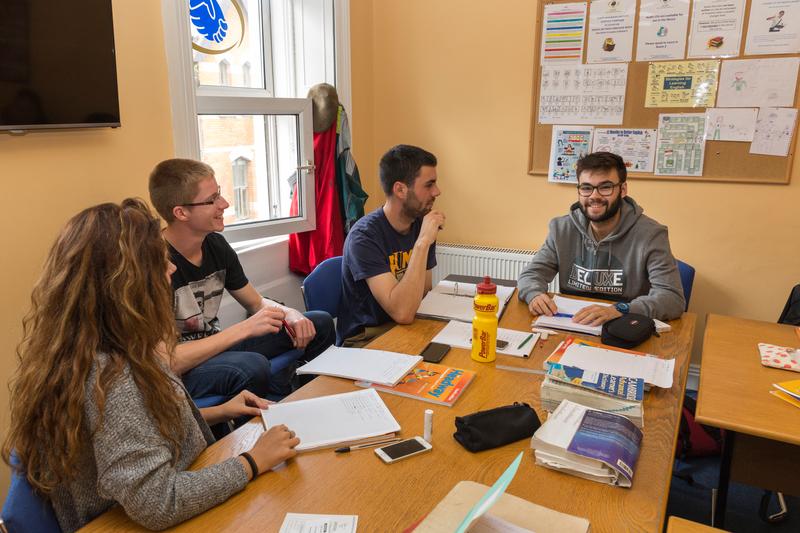 Séjour linguistique Irlande, Cork - ACET - Leçon