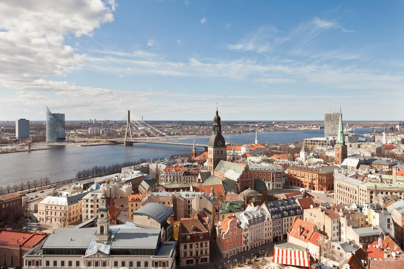 Sprachaufenthalt Lettland, Riga