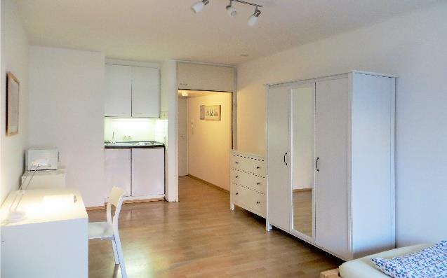 Sprachaufenthalt Deutschland, München - BWS Germanlingua Munich - Accommodation - Studio Apartment - Zimmer