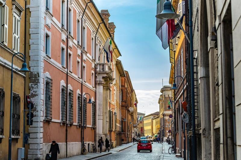 Sprachaufenthalt Italien, Ravenna