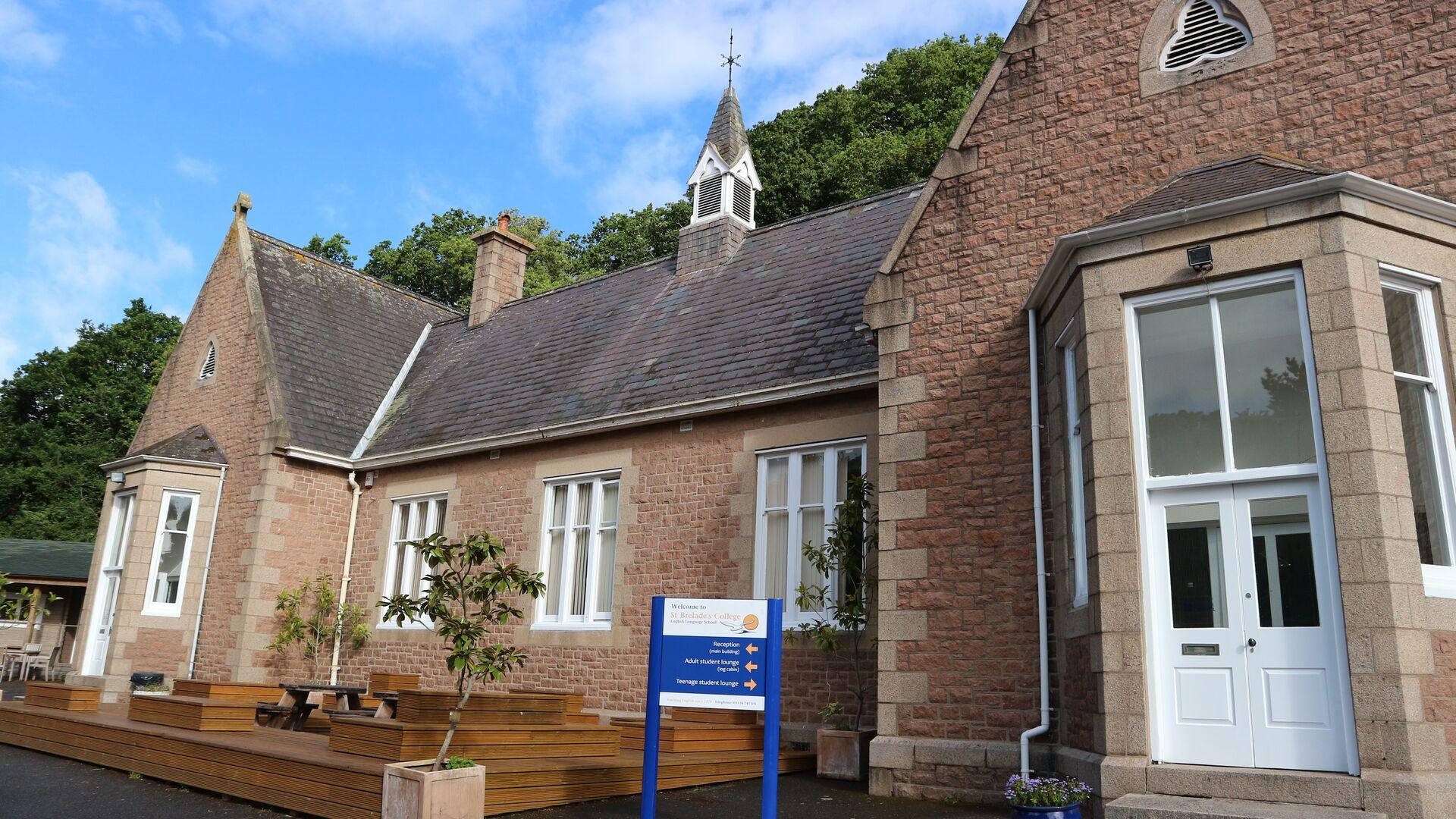 Sprachaufenthalt England, Jersey - St. Brelades College Jersey - Schule